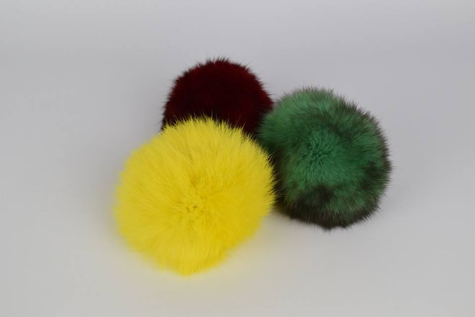 Pompoms, other products